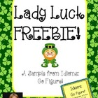 Lady Luck FREEBIE