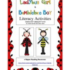 Ladybug Girl, Bumblebee Boy and the Bug Squad