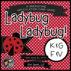 Ladybug Ladybug! - A Spring Articulation Game for Speech -
