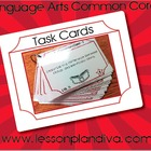 Language Arts Common Core Task Cards-1