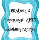 Language Arts Summer Packet