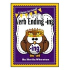 Word Ending -ing (Common Core Standards: Language)