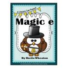Magic e-Silent e at the End of Words-(Common Core Reading: