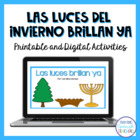 Las Luces del Invierno (E-Book and Crafts)