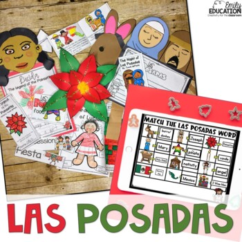 Las Posadas Activity Pack {Holidays Around The World}