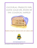 Latin Cultural Projects: Independent Projects for Classica
