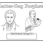 Latter-Day Prophets Mini-books