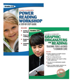 Laura Candler Combo: Power Reading Workshop + Graphic Orga