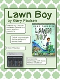 Lawn Boy Novel Guide, Test, Online Stock Market Simulation