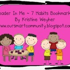 Leader In Me ~ 7 Habits Bookmarks