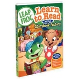 LeapFrog: Learn to Read at the Storybook Factory  DVD