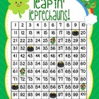Leapin' Leprechauns (March Math Game)
