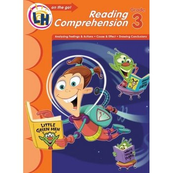 Learn on the Go Reading Comprehension Grade 3