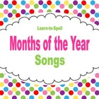 Learn-to-Spell Months of the Year Songs