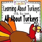 Learning About Turkeys inspired by All About Turkeys by Ji