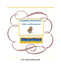 Bulletin Board &Learning Center Common Core Standards Pre-