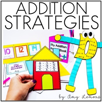 Learning Our Addition Strategies