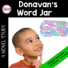 DONOVAN'S WORD JAR {Learning Through Literature Series}