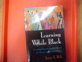 """Learning While Black"" by J. Hale"