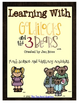 Learning with Goldilocks: Math and Science Activities