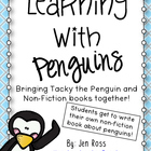 Learning with Penguins: Using Tacky and Non-Fiction Books