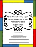 Block and Block Friends Themed Writing Paper