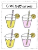 Lemonade Stand:  Math, Literacy, and Writing Activities