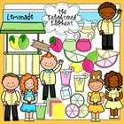 Lemons for Sale, Lemonade Stand Clip Art