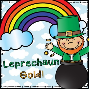 Leprechaun Gold - Dolch Words