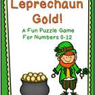 Leprechaun Gold! Number Puzzles