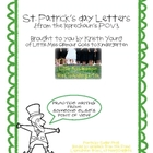 Leprechaun Point of View {St. Patrick's Day}
