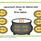 Leprechaun's Mixed Up Addition Gold