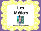 Les Métiers PPT and activities