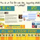 Lesson: New Year MAIN IDEA & SUPPORTING DETAILS RI6.1