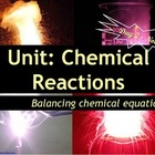 Lesson Plan: Balancing Chemical Equations