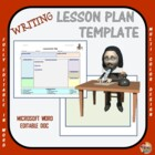 Lesson Plan Template - Writing