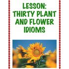 Lesson: Thirty Plant and Flower Idioms