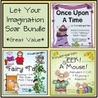 Let Your Imagination Soar with Literacy and Math Bundle fo