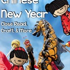 Let's Learn About Chinese New Year and Make a Dragon!