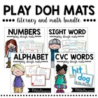 Let's Learn With Play Dough! {bundle pack}