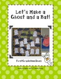 Let's Make a Ghost and a Bat!!