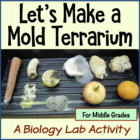 Let's Make a Mold Terrarium! Fungi lab for upper elem/midd