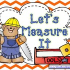 Let's Measure It - A Kindergarten Measurement Unit