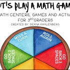 Let's Play a Game! {10 Math Games and Activities}