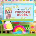 Let's Pop Words! - Sight Words Smartboard Lesson
