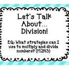 Let's Talk About Division!