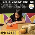 Let's Talk Turkey Writing Pack