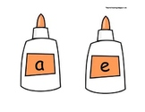 Letter A Unit and Vowel Unit