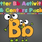 Letter Bb Activity Pack (CCSS)