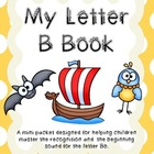 Letter B Little Sight Word Reader